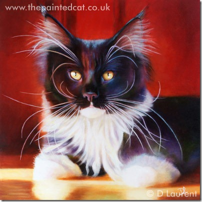 The Royal Whiskers – SOLD