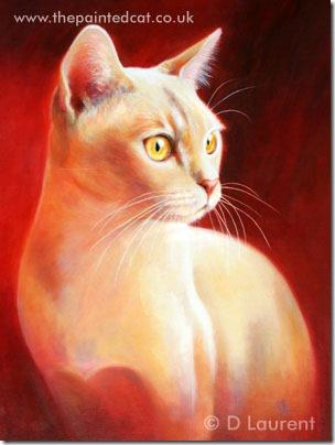 Annabella 20×16 Burmese Cat Painting.jpg