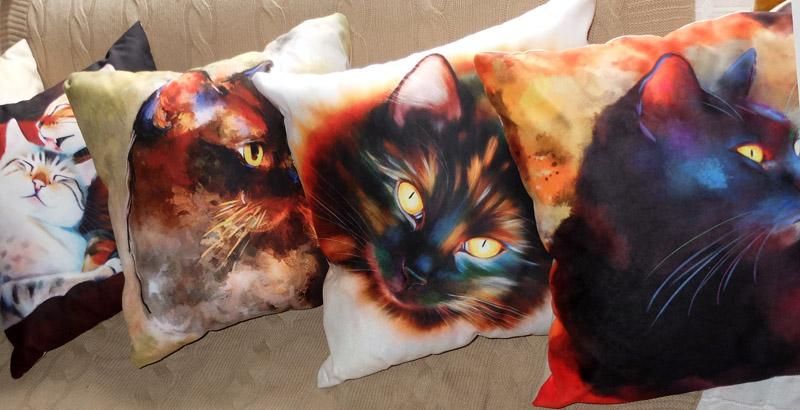 Cushions Row